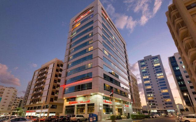 Ramada by Wyndham Abu Dhabi Downtown 0