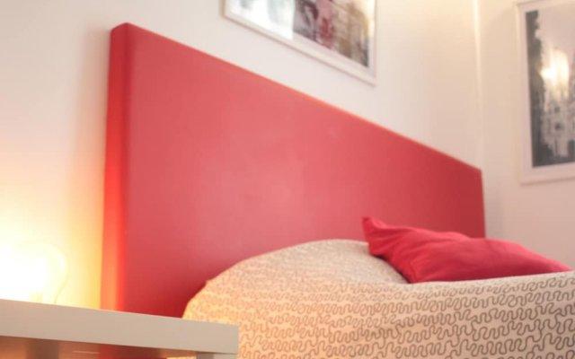 Апартаменты Montmartre Apartments Matisse Париж комната для гостей