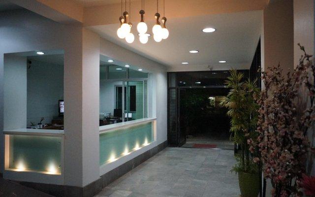 Отель Baan Keaw Mansion Таиланд, Бангкок - отзывы, цены и фото номеров - забронировать отель Baan Keaw Mansion онлайн вид на фасад