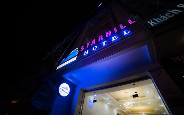Starhill Hotel Далат вид на фасад