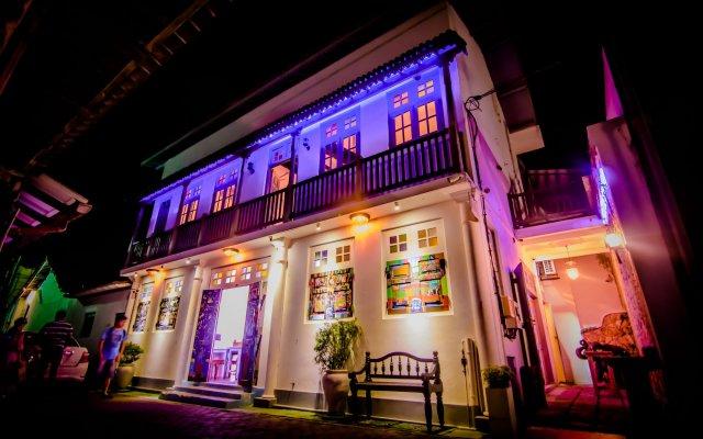 Отель Antic Guesthouse вид на фасад
