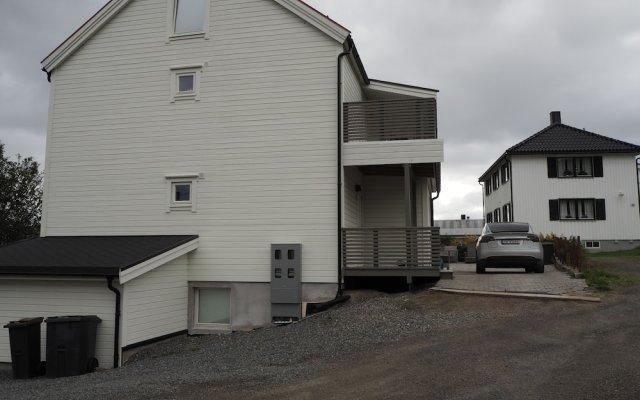 Апартаменты Harstad Apartments вид на фасад