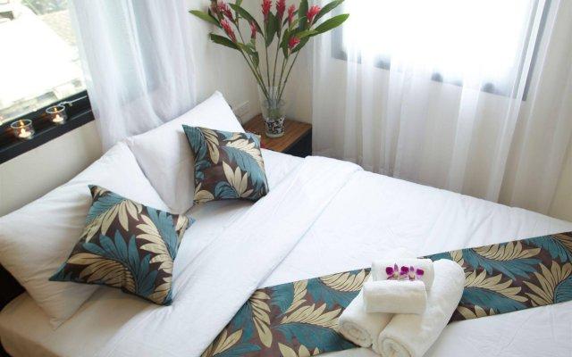Отель Pannee Residence at Dinsor Таиланд, Бангкок - отзывы, цены и фото номеров - забронировать отель Pannee Residence at Dinsor онлайн комната для гостей