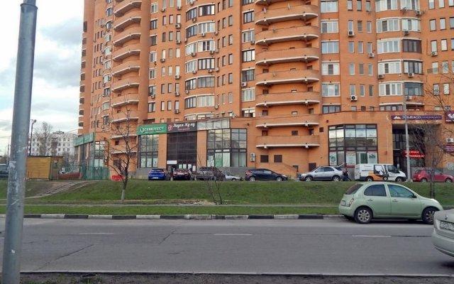 Апартаменты Hanaka Жигулевская 14 вид на фасад