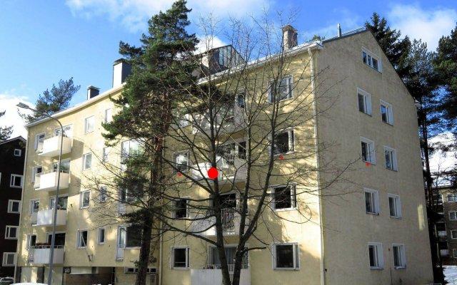 Отель Wonderful Helsinki Apartment Финляндия, Хельсинки - отзывы, цены и фото номеров - забронировать отель Wonderful Helsinki Apartment онлайн вид на фасад