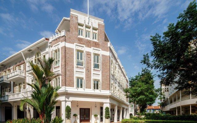Отель Six Senses Maxwell вид на фасад
