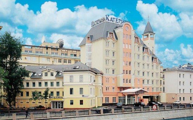 Отель Катерина Сити