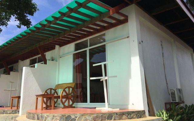 Отель East Coast White Sand Resort Филиппины, Анда - отзывы, цены и фото номеров - забронировать отель East Coast White Sand Resort онлайн вид на фасад