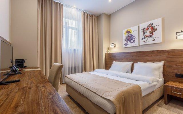 Гостиница Riverside комната для гостей