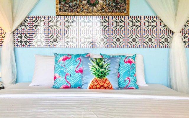 Отель Aminjirah Resort Таиланд, Остров Тау - отзывы, цены и фото номеров - забронировать отель Aminjirah Resort онлайн комната для гостей