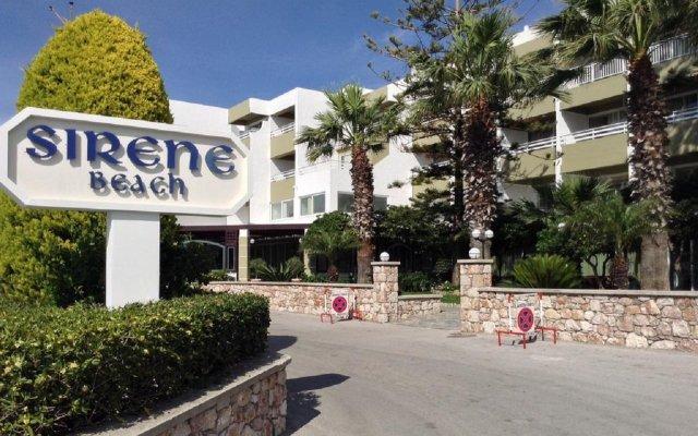 Sirene Beach Hotel - All Inclusive вид на фасад