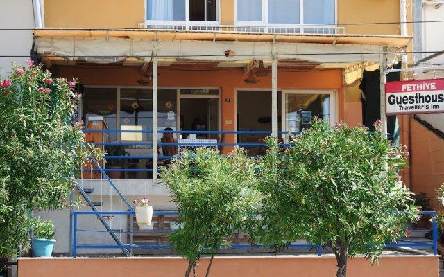 Fethiye Guesthouse Турция, Фетхие - отзывы, цены и фото номеров - забронировать отель Fethiye Guesthouse онлайн вид на фасад