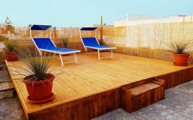 Отель House With 4 Bedrooms in Marittima, With Wonderful sea View, Furnished Terrace and Wifi Дизо бассейн
