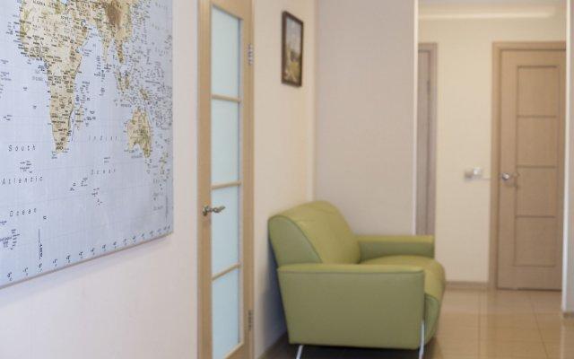 Гостиница Hostels Rus - Kuzminki комната для гостей