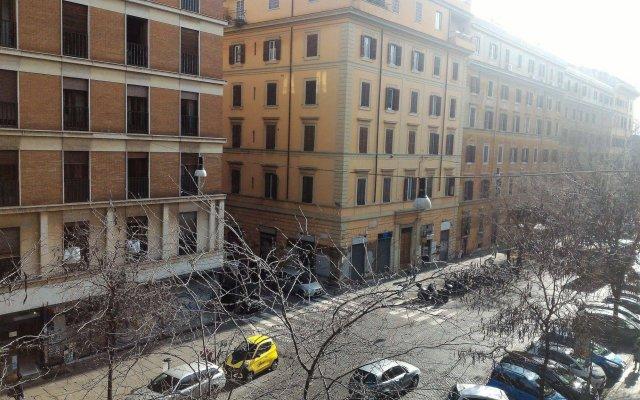 Отель Buonarroti Suite Италия, Рим - отзывы, цены и фото номеров - забронировать отель Buonarroti Suite онлайн вид на фасад