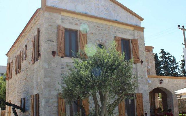 Отель Eski Datça вид на фасад