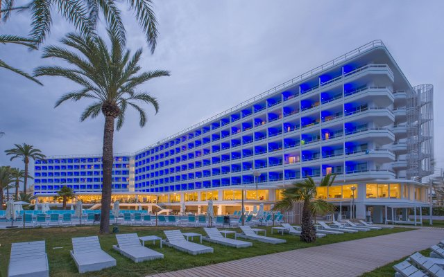 Hotel Playasol The New Algarb вид на фасад