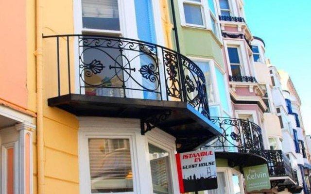 Отель Istanbul Ev Guest House вид на фасад