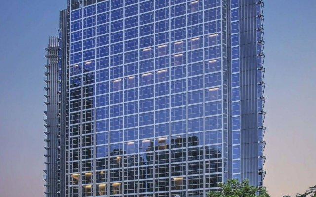 Отель Ascott Orchard Singapore вид на фасад