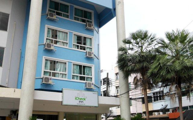 Отель Icheck Inn Sukhumvit 22 Бангкок