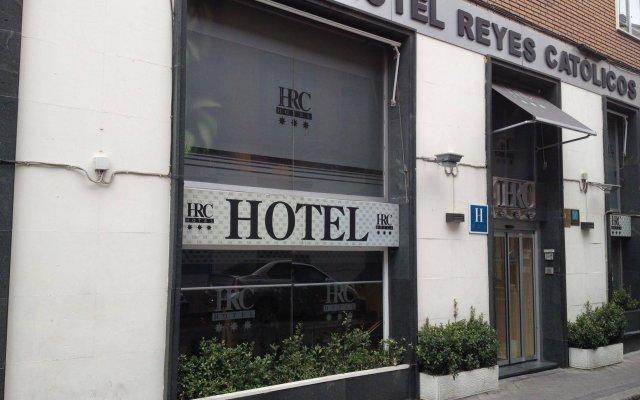 HRC Hotel вид на фасад