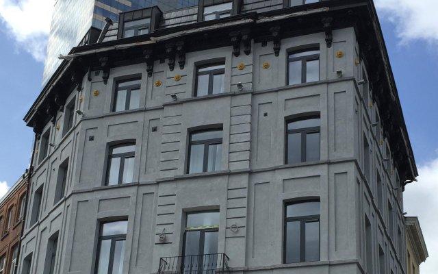 Отель Nekotel вид на фасад
