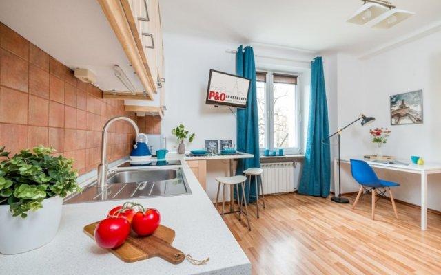 Апартаменты P&O Apartments Waszyngtona Варшава комната для гостей