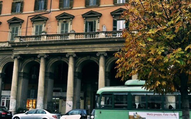 Отель Angela Roma Guest House Италия, Рим - отзывы, цены и фото номеров - забронировать отель Angela Roma Guest House онлайн вид на фасад