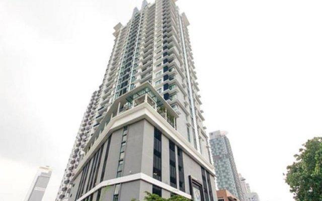 Отель Casa Residency Condomonium Малайзия, Куала-Лумпур - отзывы, цены и фото номеров - забронировать отель Casa Residency Condomonium онлайн вид на фасад