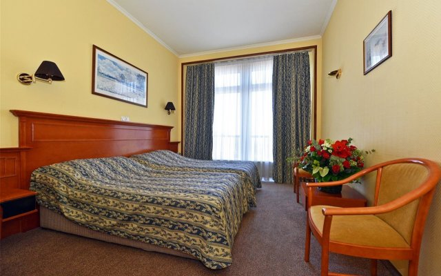 Отель Днипро Киев комната для гостей