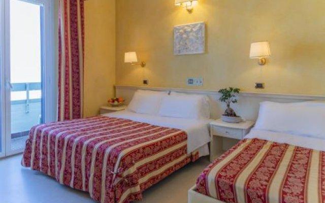 Отель Executive La Fiorita Римини комната для гостей