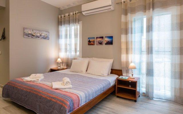 Отель Casa Voula Греция, Корфу - отзывы, цены и фото номеров - забронировать отель Casa Voula онлайн комната для гостей