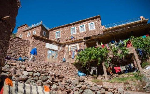 Отель Kasbah Dar Daif Марокко, Уарзазат - отзывы, цены и фото номеров - забронировать отель Kasbah Dar Daif онлайн вид на фасад