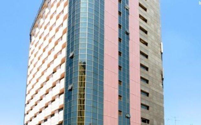 Rimonim Tower Ramat Gan Израиль, Рамат-Ган - 1 отзыв об отеле, цены и фото номеров - забронировать отель Rimonim Tower Ramat Gan онлайн вид на фасад