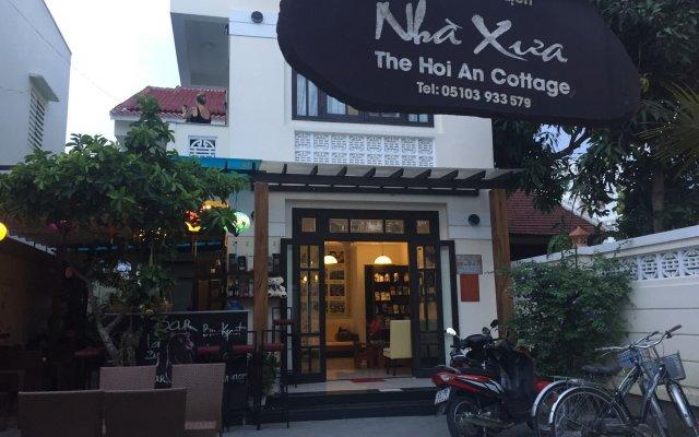Отель Hoi An Cottage Villa Вьетнам, Хойан - отзывы, цены и фото номеров - забронировать отель Hoi An Cottage Villa онлайн вид на фасад