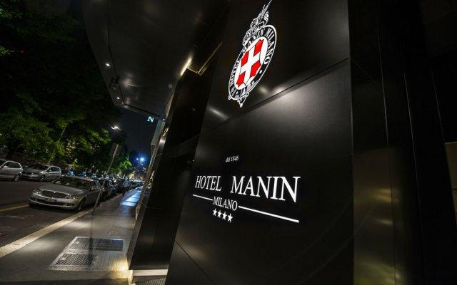 Отель Manin Италия, Милан - 10 отзывов об отеле, цены и фото номеров - забронировать отель Manin онлайн вид на фасад
