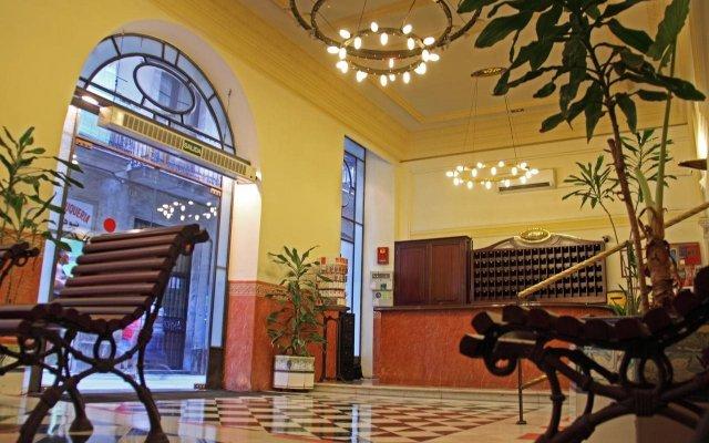 Отель Peninsular Испания, Барселона - - забронировать отель Peninsular, цены и фото номеров вид на фасад