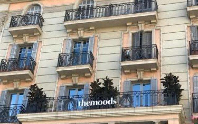 Отель The Moods Catedral Hostal Boutique Испания, Барселона - отзывы, цены и фото номеров - забронировать отель The Moods Catedral Hostal Boutique онлайн вид на фасад