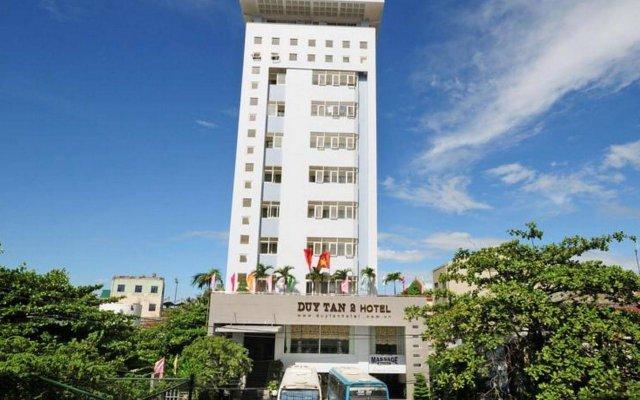 Duy Tan 2 Hotel вид на фасад