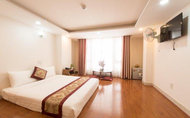 Отель Lien Huong Далат комната для гостей