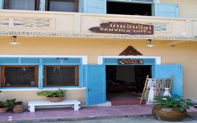Отель Vanvisa Guesthouse вид на фасад