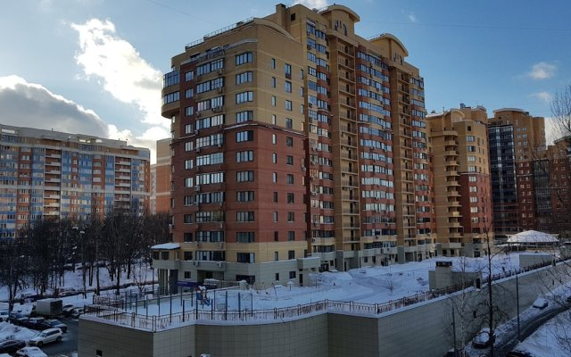 Апартаменты DeLuxe Apartment Garibaldi вид на фасад