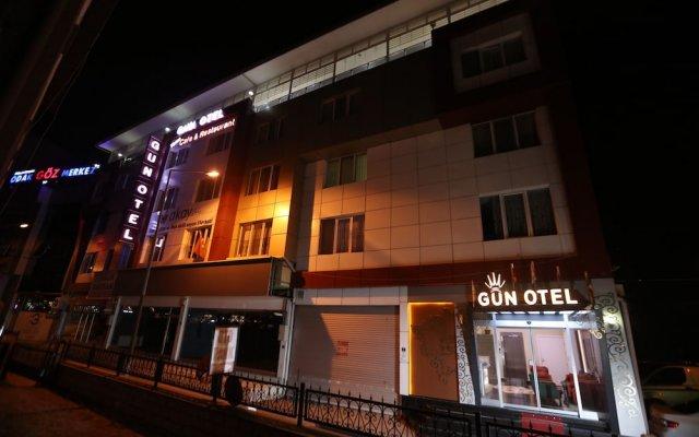 Gun Hotel Турция, Кастамону - отзывы, цены и фото номеров - забронировать отель Gun Hotel онлайн вид на фасад