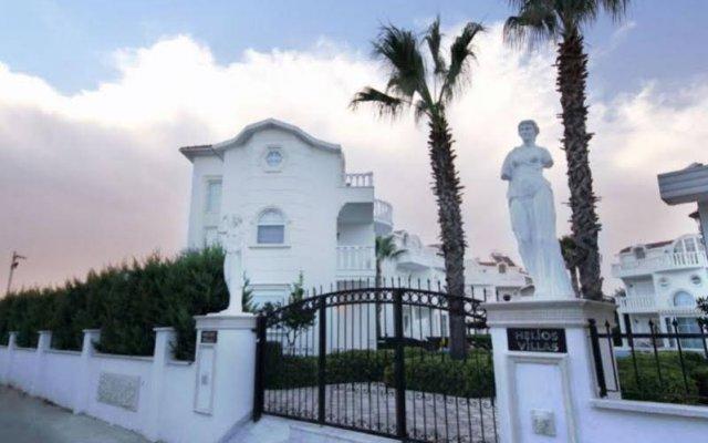 Villa Helios Турция, Белек - отзывы, цены и фото номеров - забронировать отель Villa Helios онлайн вид на фасад