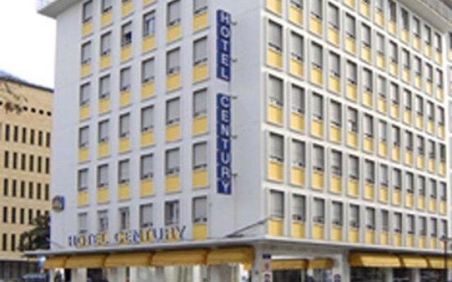 Hotel Century вид на фасад