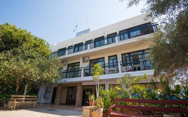 Отель Flora Maria Annex Кипр, Айя-Напа - отзывы, цены и фото номеров - забронировать отель Flora Maria Annex онлайн вид на фасад