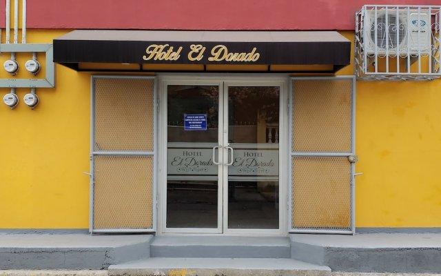 Hotel el Dorado вид на фасад