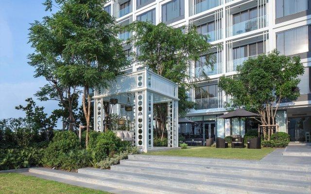 Отель 137 Pillars Suites Bangkok вид на фасад