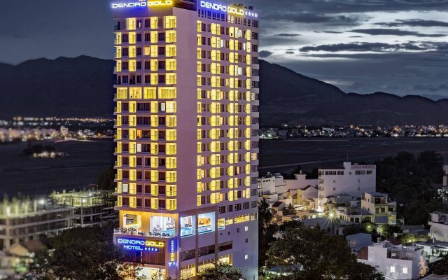 Dendro Gold Hotel вид на фасад