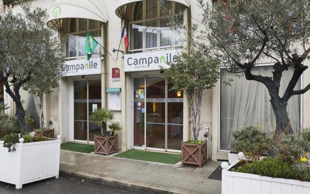 Hotel Campanile Nice Centre - Acropolis вид на фасад